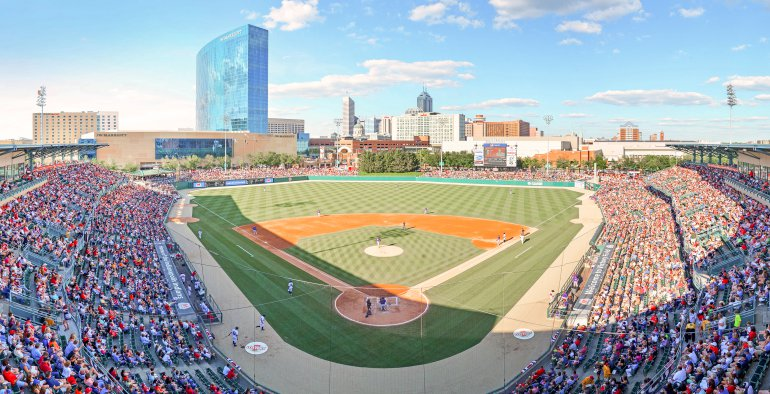 Victory Field, Indianapolis, Indiana